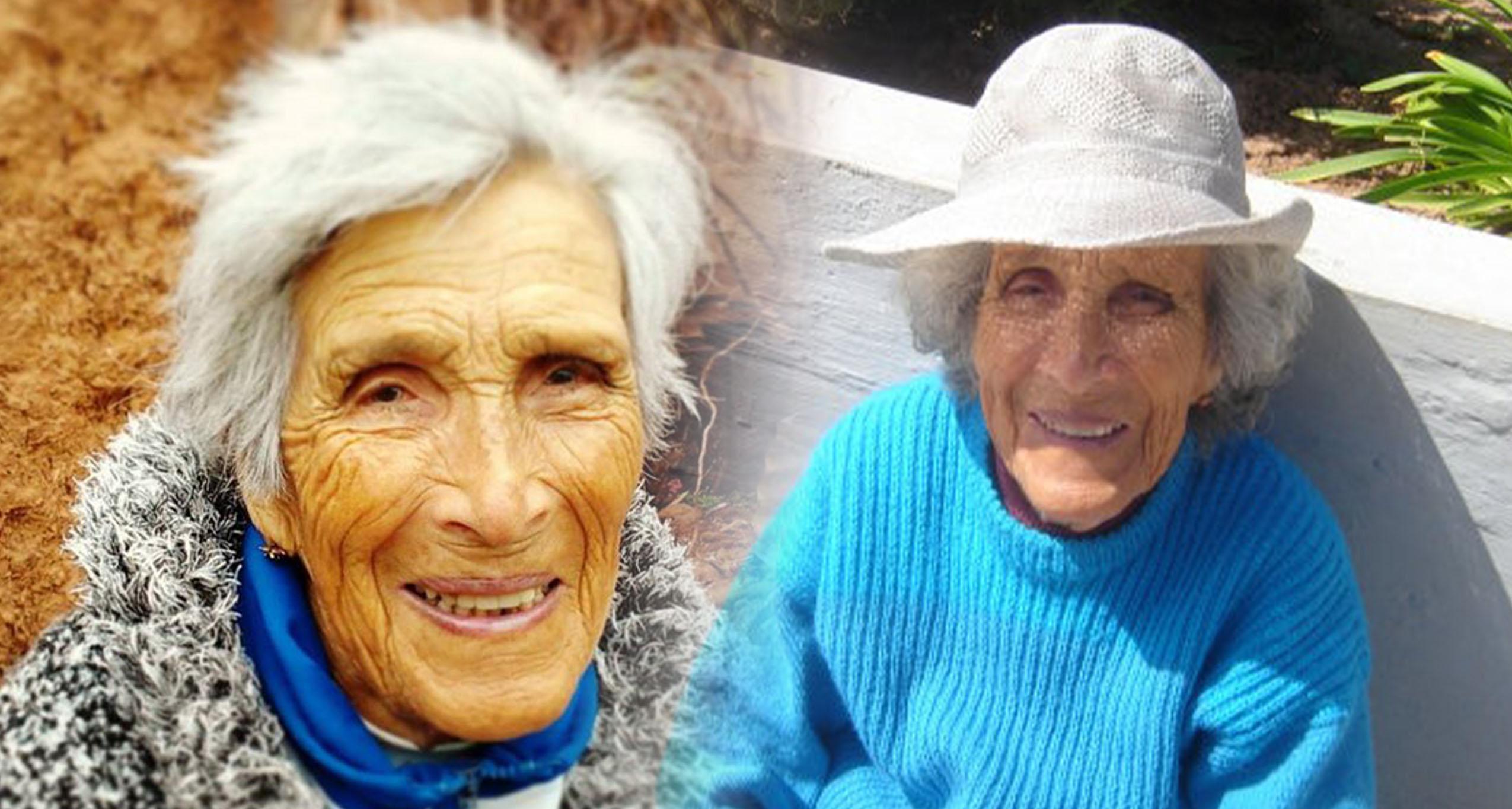 Edelmira Vega Robles fallece a los 107 años en La Serena