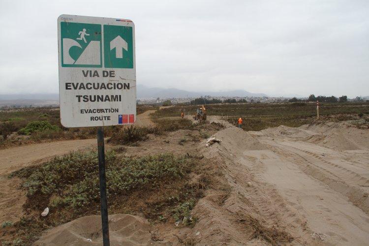 Evacuar durante la pandemia